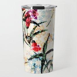 Angelina Floral Travel Mug