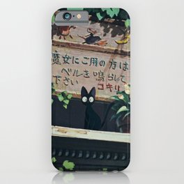 Kiki's Jiji iPhone Case