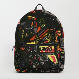 Inferno Fire Backpack