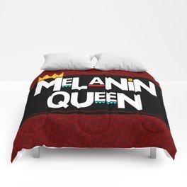 Melanin Queen Comforters