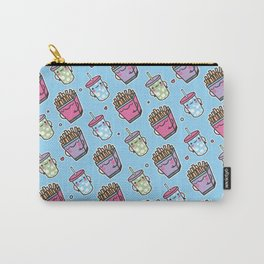 Crazy Fast Food Carry-All Pouch