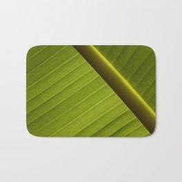 Banana Leaf Bath Mat