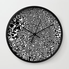 ZOONATION Wall Clock