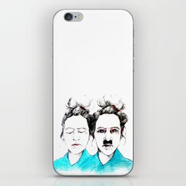 Inner Dictator iPhone Skin