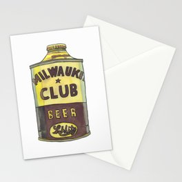 Vintage Beer 1 Stationery Cards