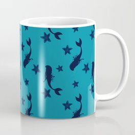 Mermaid Underwater Cave Coffee Mug