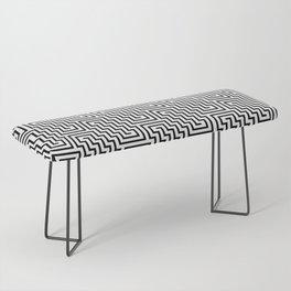Op Art 150 Bench
