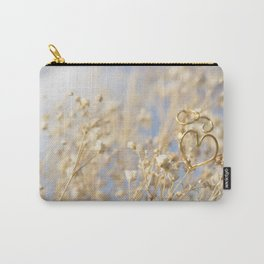 Heart Ring Carry-All Pouch