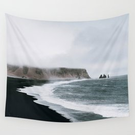 Coast / Iceland Wall Tapestry