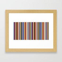 Fraunhofer KOLOR Framed Art Print