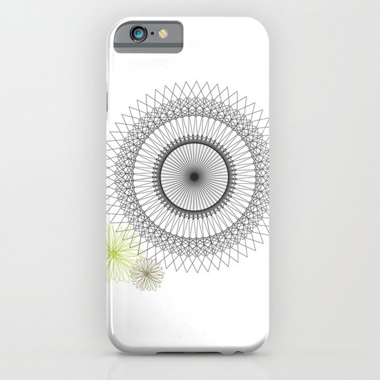 Modern Spiro Art #2 iPhone & iPod Case