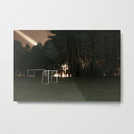 What the Hell is It? Metal Print