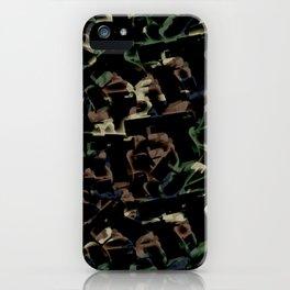 Gun Camo iPhone Case