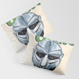 MASKED MAN DOOM Pillow Sham