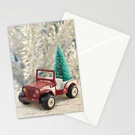 Tonka Christmas Stationery Cards