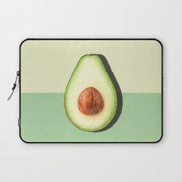 Avocado Half Slice Laptop Sleeve