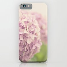 Hortensias Slim Case iPhone 6s
