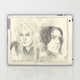 Magick Lives Forever Laptop & iPad Skin