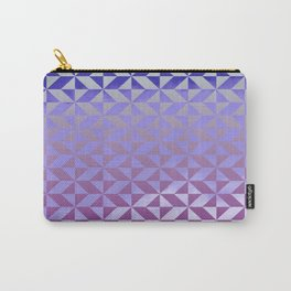 Magic Vibrations (Purple Mint) Carry-All Pouch