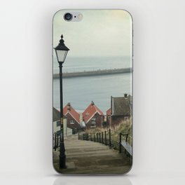 Vintage Whitby iPhone Skin