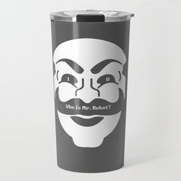 Who is? Travel Mug