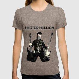 Hector Hellion - Guitar & Bass T-shirt