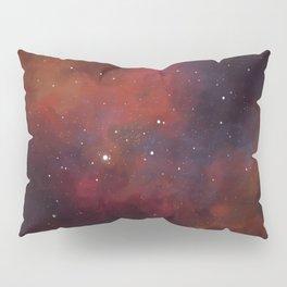 Space Fox Pillow Sham