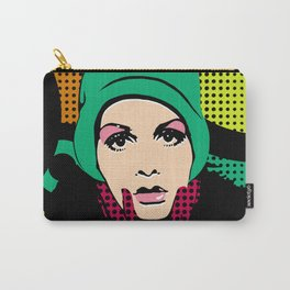 """""""Twiggy Pop Color"""" Carry-All Pouch"""
