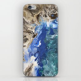 The Inlet iPhone Skin