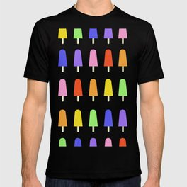 Rainbow popsicles T-shirt