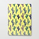 Cactus on Yellow by cafelab