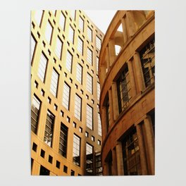 Vancouver Public Library Poster