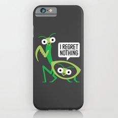 When a Mantis Loves a Woman Slim Case iPhone 6s