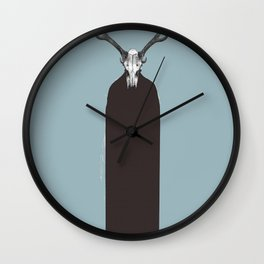 """""""The Govern"""" Wall Clock"""