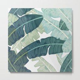 Tropical oasis Metal Print