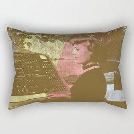 Workin' For The Weekend Rectangular Pillow