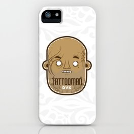 T A T T O O M A N iPhone Case