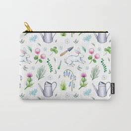 Garden Rabbits Carry-All Pouch