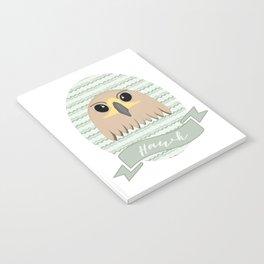 Mx. Hawk Notebook
