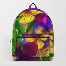 Flourish bright Backpack