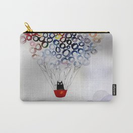 whimsical travel Carry-All Pouch