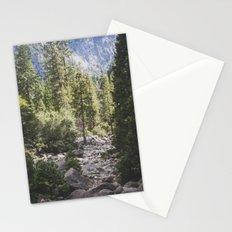 Yosemite Park, California Stationery Cards
