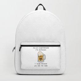 hipster beer Backpack