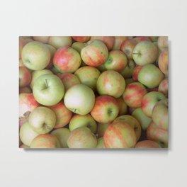 Jonagold Apples Metal Print
