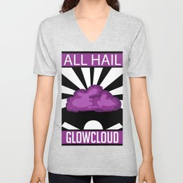 All Hail Unisex V-Neck