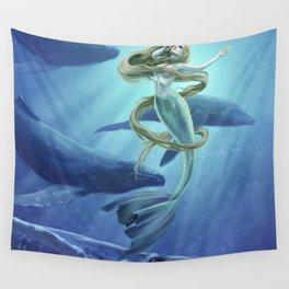 Ocean Song Wall Tapestry