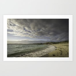 Clifden, Connemara Art Print