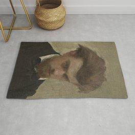 Henri Fantin-Latour - Self-Portrait Rug