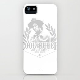 Gregory Isaacs The Cool Ruler iPhone Case