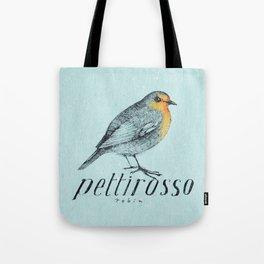Pettirosso Tote Bag